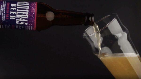 cerveja Glitter itália