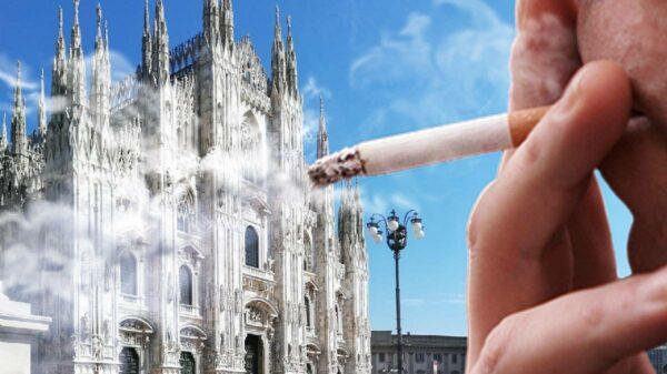 fumar milão