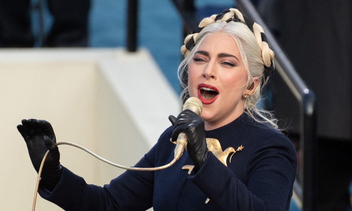 Lady Gaga Designer italiano