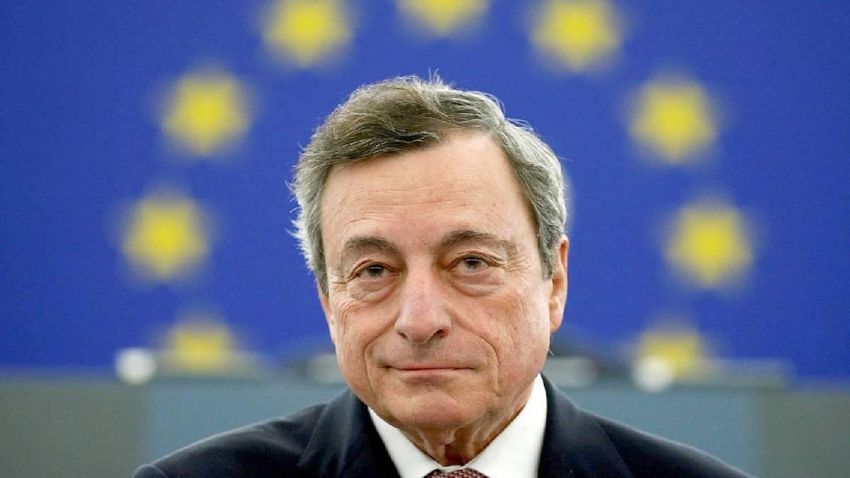 Draghi premiê da Itália