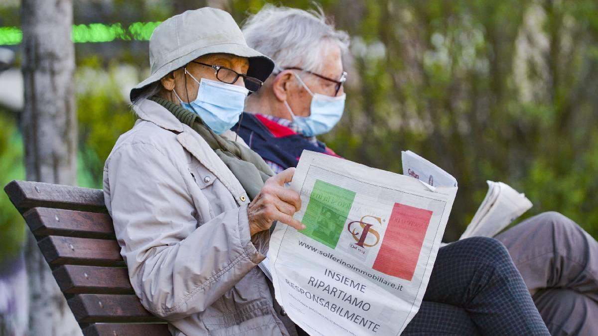 Itália vai vacinar 10 milhões