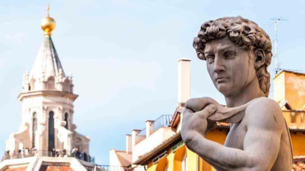 esculturas da itália