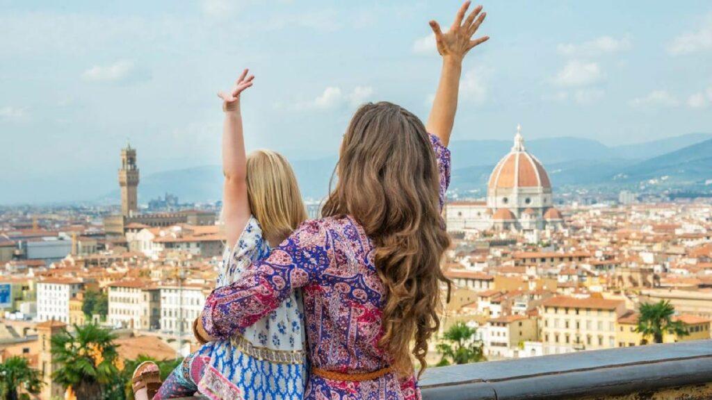 férias de verão italianos