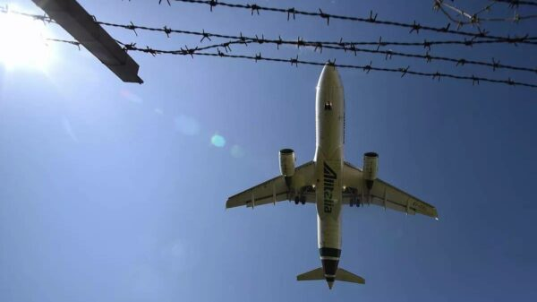 proibição de voos do Brasil