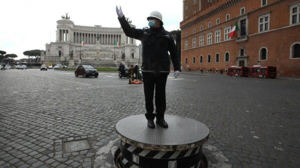 Policia de roma