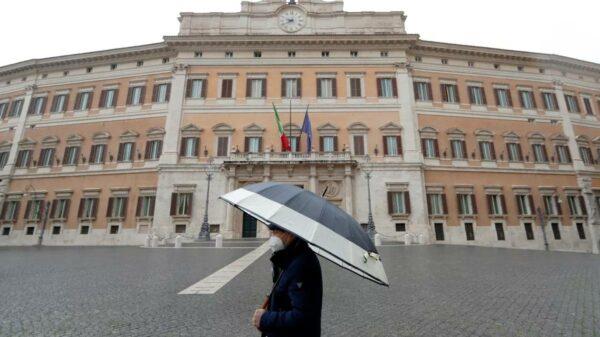 Itália volta ao lockdown
