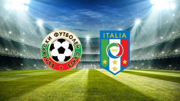 Bulgária x Itália