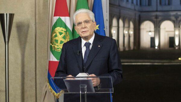 presidente da Itália