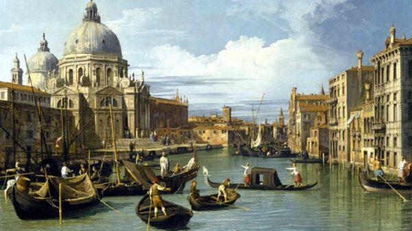 veneza 1600 anos