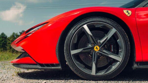 Ferrari 100% elétrica