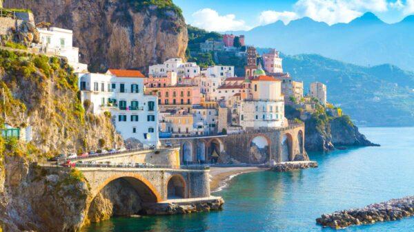 aldeias da Itália