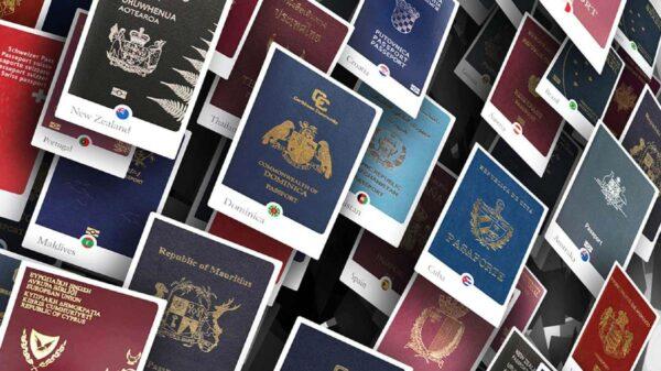 passaportes mais poderosos do mundo