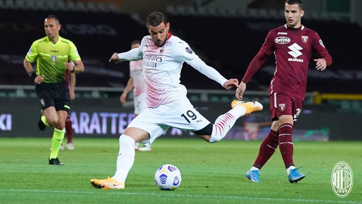 Milan goleia Torino