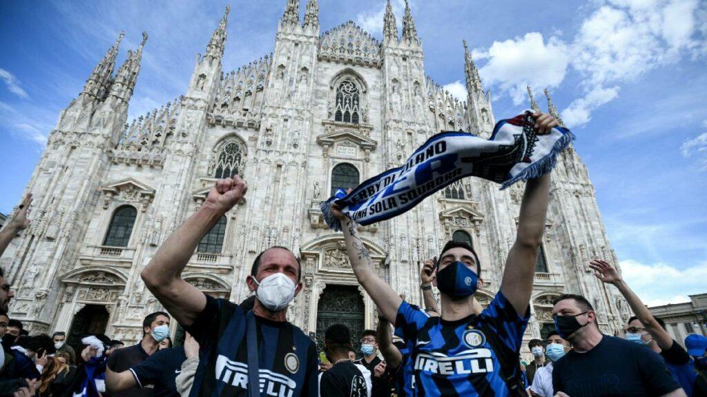 Inter de Milão campeã