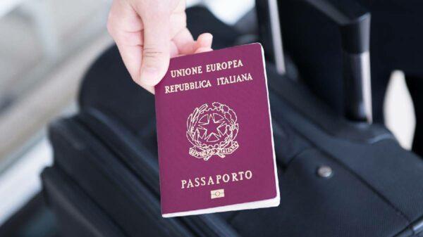 passaporte italiano ranking