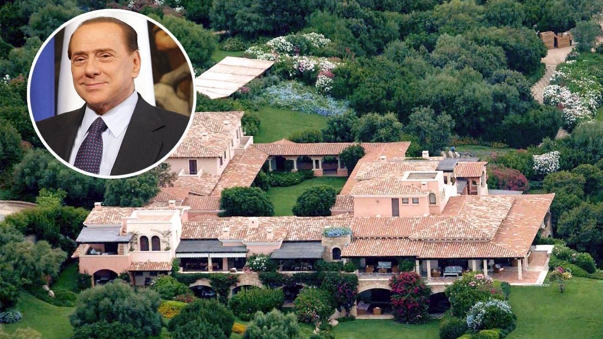Berlusconi pagou