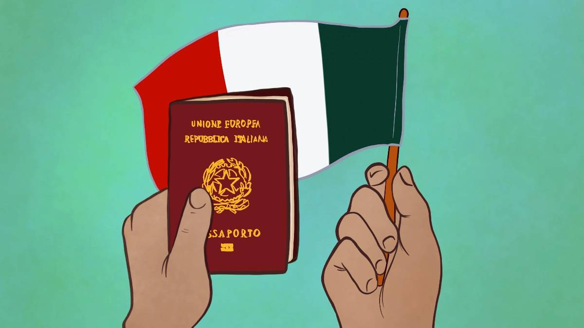 Cidadania italiana ação judicial