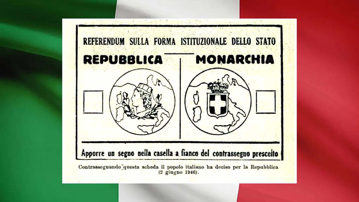 republica italiana