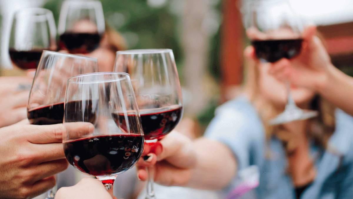 substancias do vinho