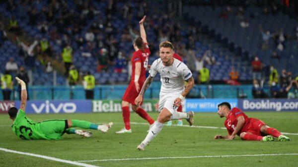 vitória da Itália