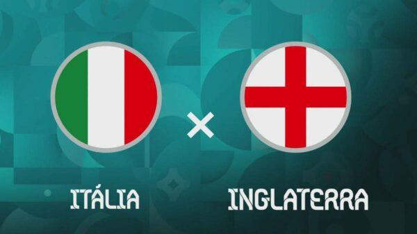 Itália x Inglaterra