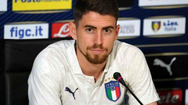 jorginho seleção italiana