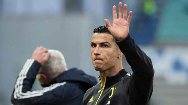 Ronaldo despediu Juventus