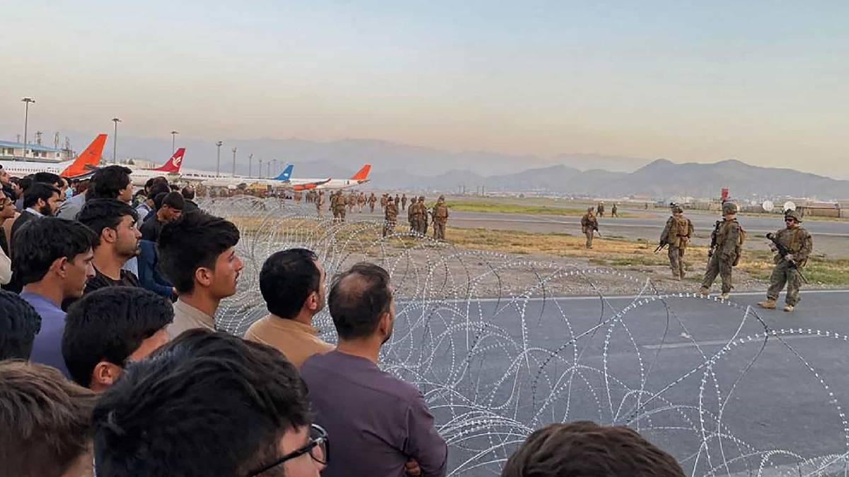 refugiados do afeganistão