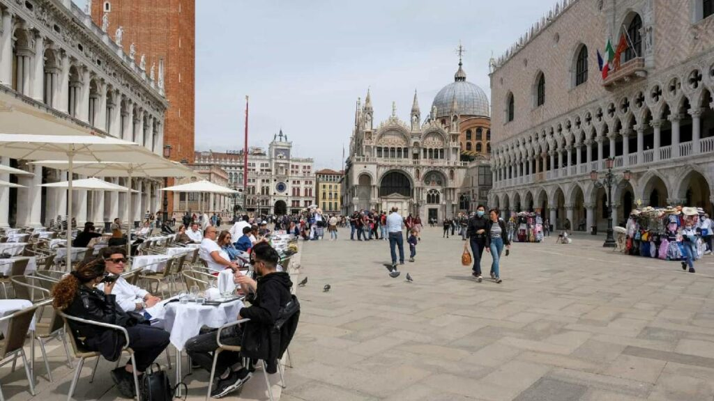 Italia recorde turismo