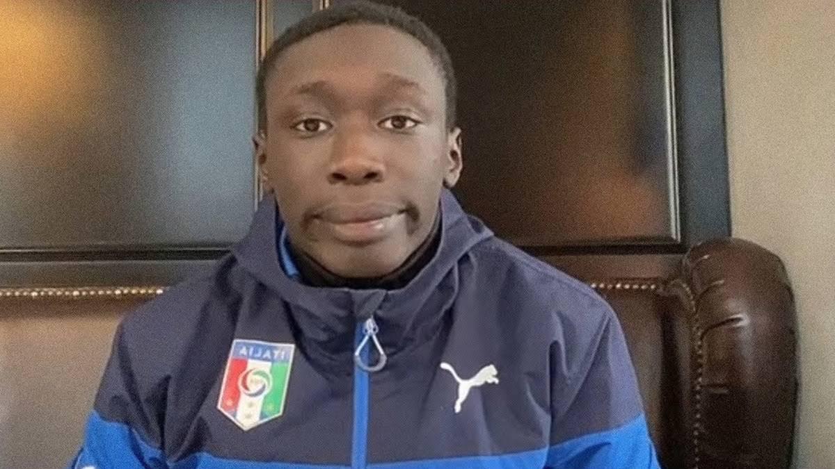 Khaby Lame cidadania italiana